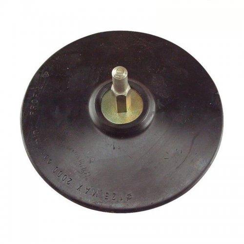Nosič brusných výseků do vrtačky 125mm EXTOL CRAFT 108400