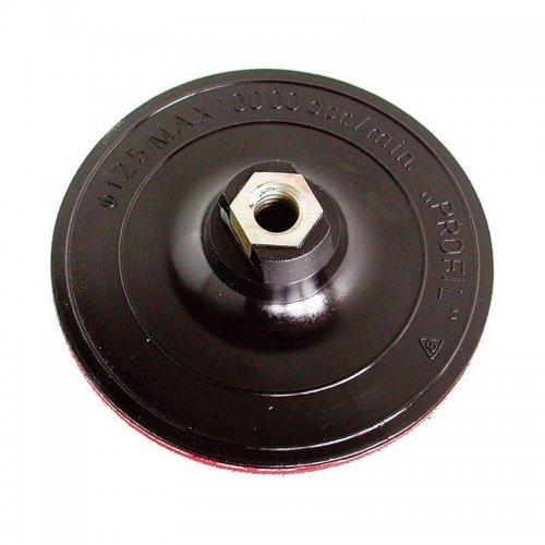 Nosič brusných výseků M14 suchý zip 125mm EXTOL CRAFT 108500
