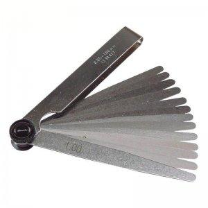 Měrky spárové 20ks 0,05-1,00 mm EXTOL CRAFT 3220