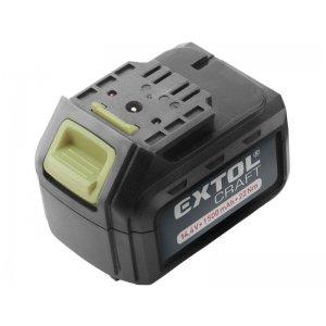 Baterie akumulátorová 14,4V Li-ion 1500mAh EXTOL CRAFT 402420B