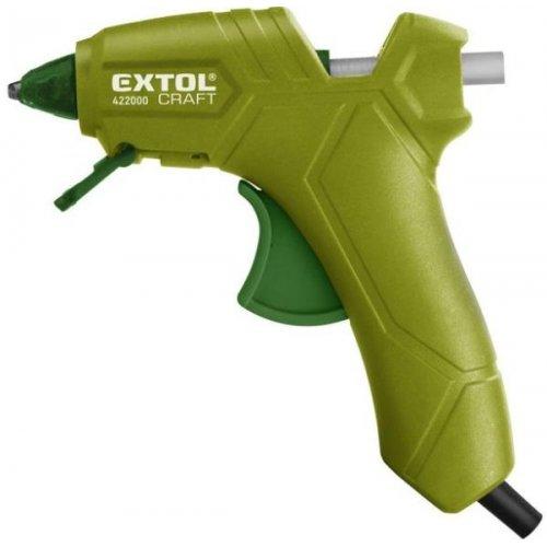 Tavná lepící pistole 25W EXTOL CRAFT 422000