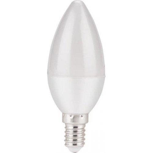 LED žárovka svíčka, teplá bílá 5W EXTOL LIGHT 43021