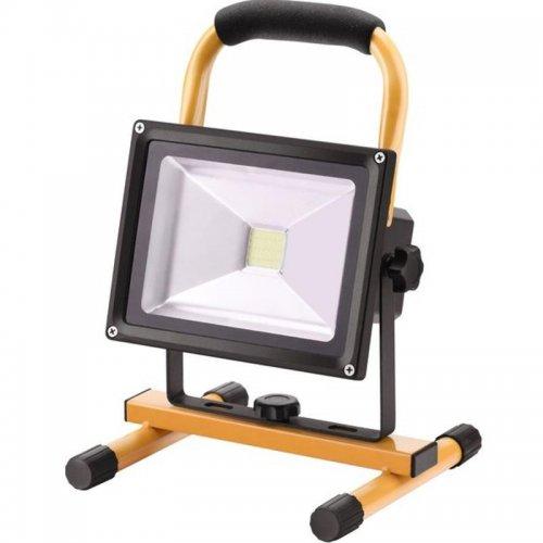Reflektor LED nabíjecí s podstavcem EXTOL PREMIUM 43125