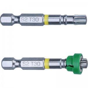 Sada hrotů TORX s magnetem, T 30x50mm, FORTUM 4741487