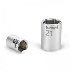 """Hlavice nástrčná 1/4"""" 9mm L 25mm FORTUM 4701409"""