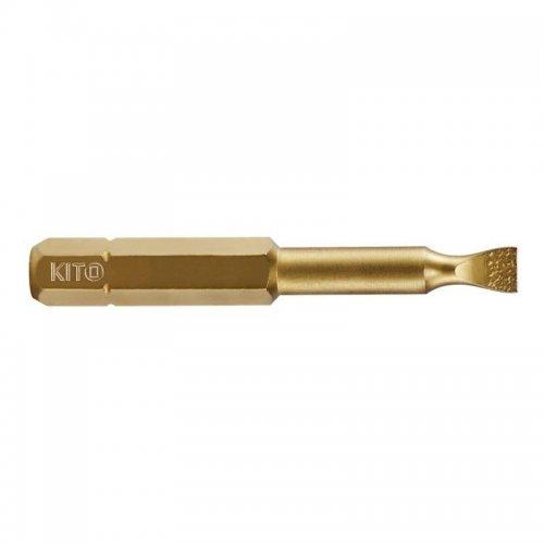 Hrot 6x50mm S2/TiN KITO 4821305