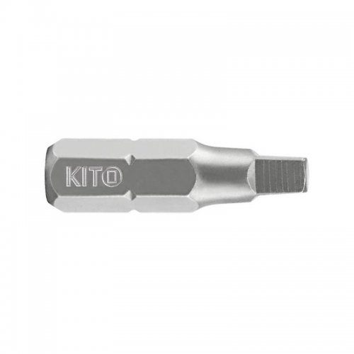 Hrot čtverec SQ 0x25mm S2 KITO 4810500
