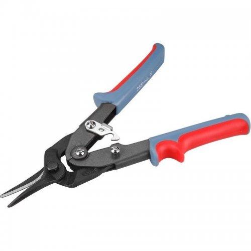 Nůžky na plech převodové 255mm rovně CrV EXTOL PREMIUM 48100