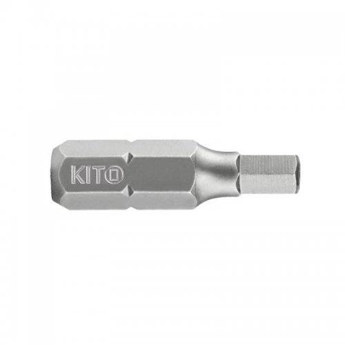 Hrot imbus H 2x25mm S2 KITO 4810451