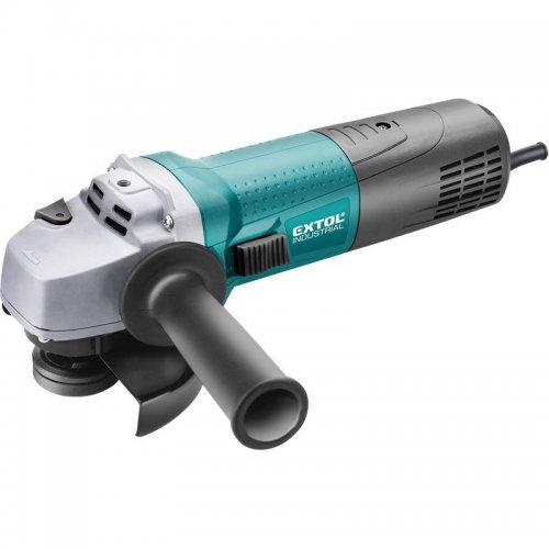Úhlová bruska 125mm s regulací rychlosti EXTOL INDUSTRIAL 8792014