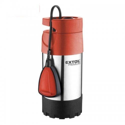 Ponorné čerpadlo elektrické INOX výtlak EXTOL PREMIUM SPF 1000 G4 8895008