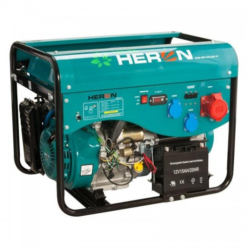 Benzínová a plynová elektrocentrála HERON 8896319
