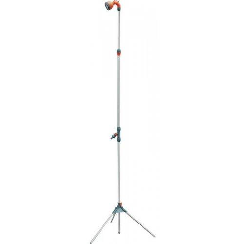 Zahradní teleskopická sprcha se stojanem 160-220cm EXTOL PREMIUM 8876459