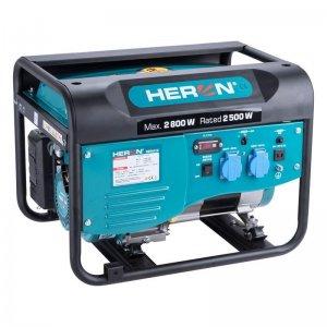 Benzínová elektrocentrála HERON 8896416