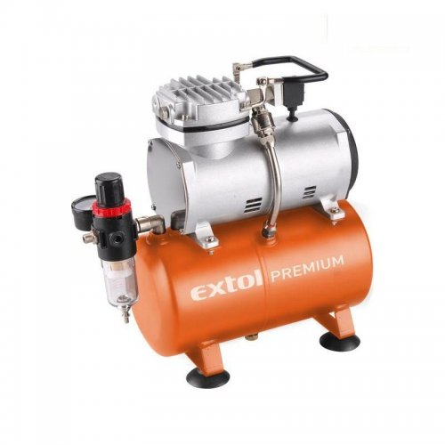 Kompresor 150W EXTOL PREMIUM AC-S3 8895300