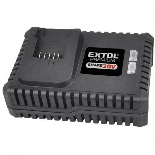 Nabíječka akumulátorů EXTOL PREMIUM 8891892
