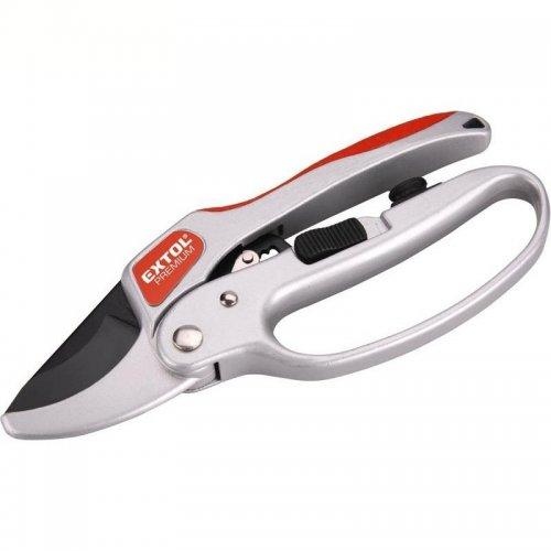 Nůžky zahradnické s rohatkovým převodem EXTOL PREMIUM 8872180