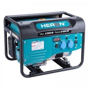 Benzínová elektrocentrála HERON 8896411