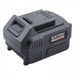Akumulátor 20V EXTOL PREMIUM 8891882