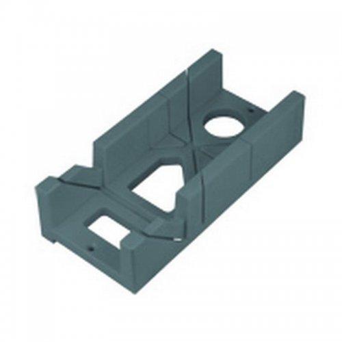 Přípravek na řezání úhlů plastový 300x140x70mm 45°a 90°EXTOL PREMIUM 8812290