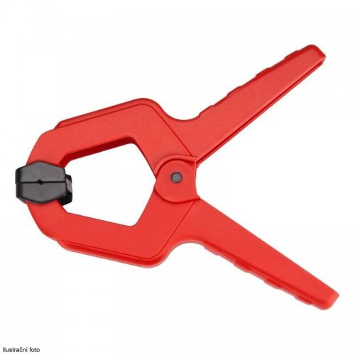 Svorka pružinová plastová 110mm max. rozevření 50mm EXTOL PREMIUM 8815413