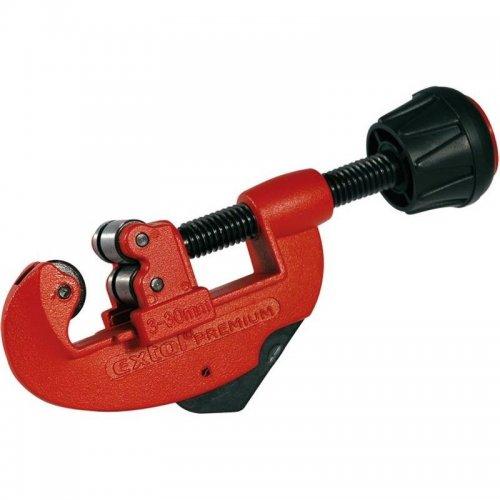 Řezač trubek s odhrotovačem průměr 3-30mm EXTOL PREMIUM 8848011
