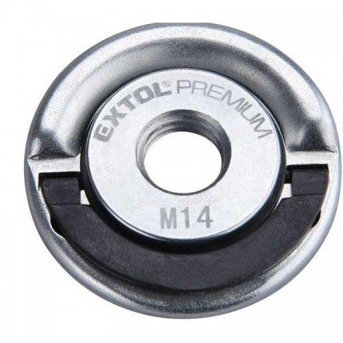 Rychloupínací matice Extol Premium 8898050