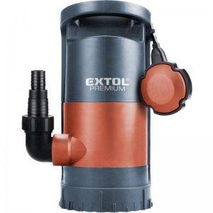 Čerpadlo na znečištěnou vodu 3v1 EXTOL PREMIUM 8895013