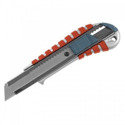 Nůž ulamovací kovový s kovovou výztuhou 18mm EXTOL PREMIUM 8855012