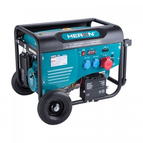 Benzínová elektrocentrála HERON 8896414