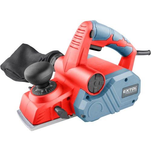 Elektrický hoblík 900W EXTOL PREMIUM 8893406
