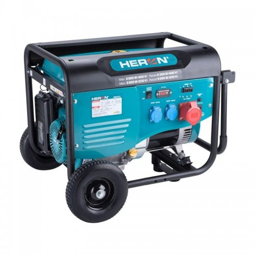 Benzínová elektrocentrála HERON 8896412
