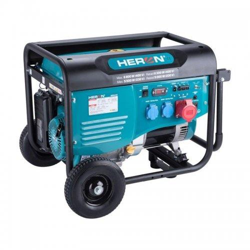 Benzínová elektrocentrála HERON 8896418