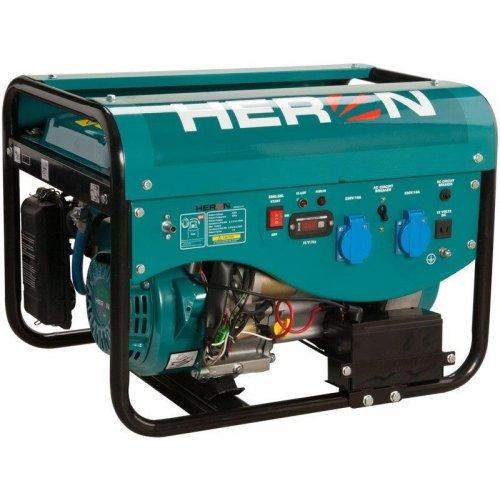 Benzínová a plynová elektrocentrála HERON 8896317