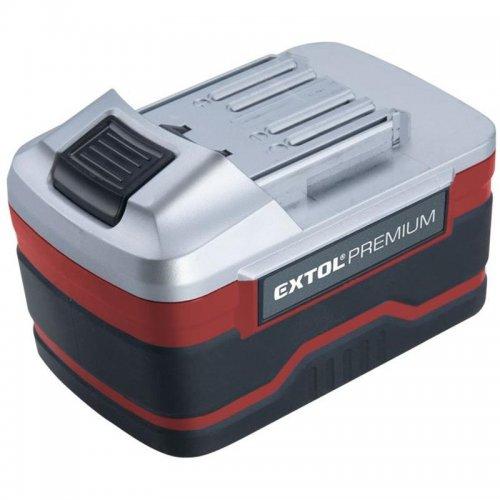 Akumulátorová baterie 18V Li-ion, 3Ah EXTOL PREMIUM 8891220B