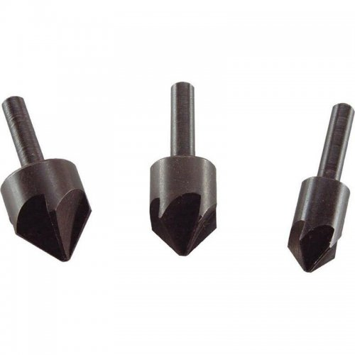 Záhlubníky na vrtačku 3ks 12-16-19mm EXTOL CRAFT 930040