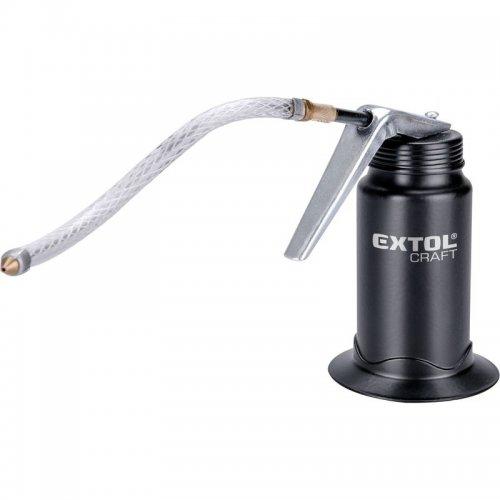 Olejnička 170ml s flexibilní hadičkou Extol Craft 9621