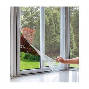 Okenní síť proti hmyzu 150x180cm, bílá EXTOL CRAFT 99130