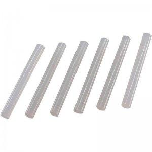 Tavné tyčinky bílé průměr 11x100mm 6ks EXTOL CRAFT 9901