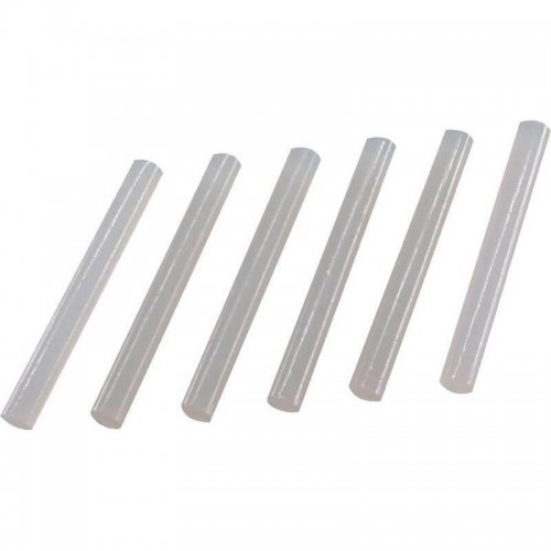Tavné tyčinky bílé průměr 7,2x100mm 0,5kg EXTOL CRAFT 9903A