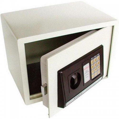 Sejf s elektronickým kódovým zabezpečením 350x250x250mm 10kg EXTOL CRAFT 99030