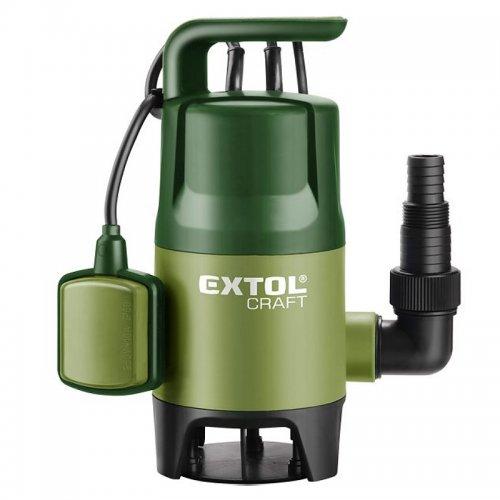 Čerpadlo na znečištěnou vodu EXTOL CRAFT 414122