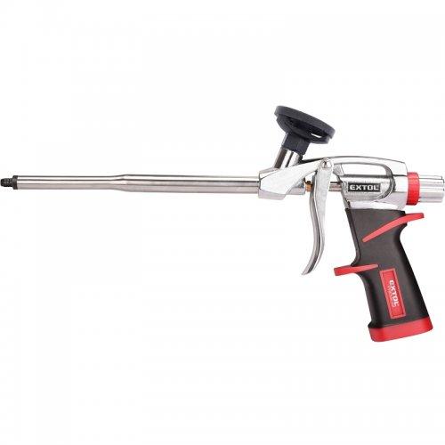 Pistole na PU pěnu s regulací průtoku TEFLON EXTOL PREMIUM 8845206