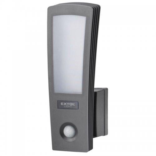 Světlo LED domovní s pohybovým čidlem 700lm EXTOL LIGHT 43219