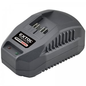 Nabíječka SHARE 20V, 2,4A EXTOL PREMIUM 8891893