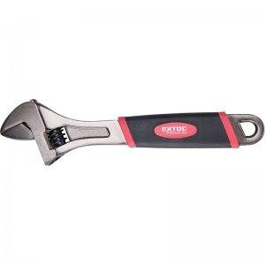 """Nastavitelný klíč 250mm 10"""" CrV EXTOL PREMIUM 8816305"""