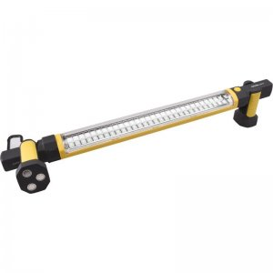 Lampa montážní 1200lm rotační a kloubová EXTOL PREMIUM 43157