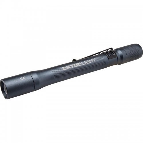 Svítilna 100lm CREE XPG zoom EXTOL 43152