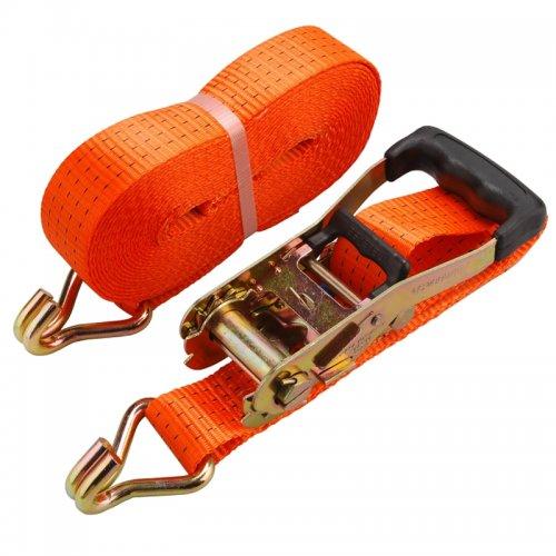Upínací ráčnový pás s háky 10 m x 50 mm EXTOL PREMIUM 8861155