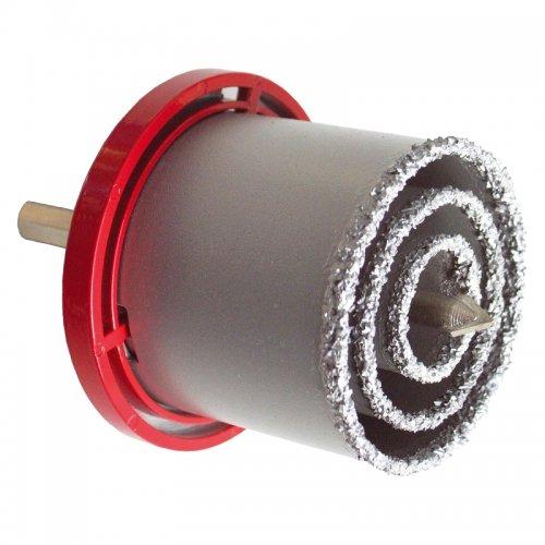 Vrtáky vykružovací s karbidovým ostřím sada 3ks 33-53-73mm EXTOL PREMIUM 19600